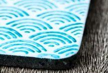 KALURI / Lava Stones Tiles Board - Collection: KALURI Material: Smooth #lavastone (PLL) Glaze: All the decorations of the series: Panorama, Alfa, Scala, Prisme, New Decoration, Komon Natura, Komon, Komon Tatto and Novecento with all the colours of the series NeroBianco, Cristalli and Ossido.  Size lavastone in mm: 100x100 150x150, 120x200, 200x200, 200x300, 250x400, 300x450, 350x390, 350x450, Ø 300 + customized size.