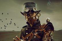 Steampunk / by DCAB