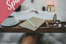 home Spa / Home spa ideas, treatments, DIY, recipes, homemade products, facials, beauty tips, relax & wellness.