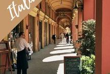 Italian architecture / The best of Italy's Roman architecture, historic locations, old and rustic inspired buildings and houses, villas, coffee shops and the most gorgeous travel locations/tourist attractions.