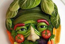 Food - art