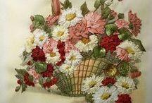 ribbon broidery