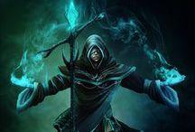 Faerie : Magie & Sorcellerie