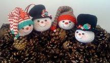 Ornaments / DIY Ornaments for Chirstmas