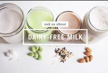 Dairy Free Recipes & Products / Created this board in order to go dairy free because of dairy's link to allergies. Pins: recipes, products and info related to allergies and dairy.
