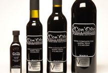 Our Balsamic Vinegar Collection / This is our amazing balsamic vinegar collection!