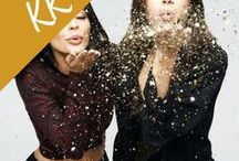 Kendall + Kylie / Kendall and Kylie Jenner photos and fashion inspiration: street style, hair, makeup, outfits and more.