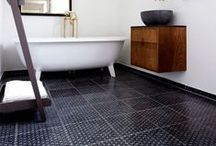 KOMON NATURA / Made a Mano tiles in smooth Etna lava stone - KOMON NATURA Collection - Japanese kimono patterns as inspiration - made in Italy - www.madeamano.it