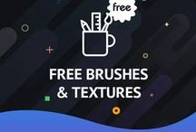 Free Brushes & Textures