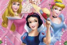 Prinsesse fødselsdag / Alt til din prinsesse børnefødselsdag og prinsesse temafest.