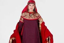 clothing - costume rus