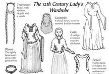 clothing - costume early
