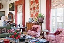 Maximalism / A collection of Maximalism interiors.