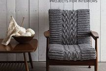 Knitting Home Decor / Free patterns and inspiration for home decor items.