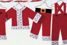 ΧΡΙΣΤΟΥΓΕΝΝΑ / Δημιουργικές κατασκευές και δραστηριότητες για τα Χριστούγεννα.