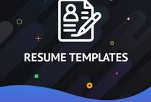 Resume & CV Templates / Browse professionally designed Resume and CV Templates to create a winning job application for the position you want: https://www.templatemonster.com/resume-templates.php