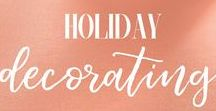 holiday DECORATING / Holiday decorating for various seasons and times of the year