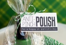 Lovin' me Irish! / St. Patrick's day idea's for food and decorations