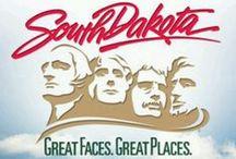 South Dakota / by Colleen Ristesund Nilson