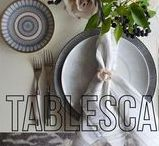 Tablescapes / Tabletop  : Table Settings : Tabletop : Home Decor by Alchemy FIne Home.