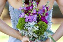 Inspiration - casual / farm flowers for Massachusetts weddings