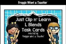 Literacy Froggie Went a Teachin' TpT Store