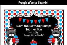 Math Froggie Went a Teachin'  TpT Store /