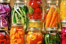 FOOD - CANNING 101 / by Lesa Steele