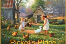 Picket's Place