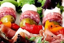 Appetizers / Great meals and parties start with great appetizers!