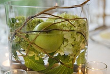 CENTERPIECES/TABLE / by Janell Turner-Williams