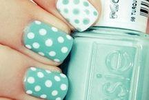 Nails / Nail designs, nail polish, nail glitte, and nail creations!