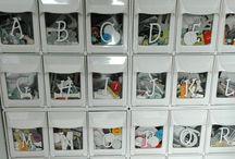 Clever ideas / Organizing Ideas / by Jenn Zoll