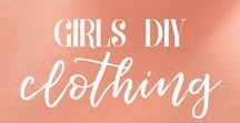 little girls diy CLOTHING / Wish list of things to make for my girls.