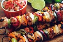 Grilling Recipes / Recipes for out door grilling, BBQ