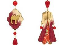 jewelry | red