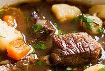 Soup Recipes / Soup and chowder recipes.