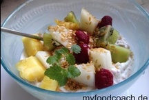 Top 10 Protein-Food myfoodcoach.de / 10 best proteine sources 10 besten Proteinquellen