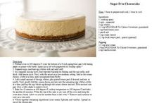 sugar free / by Amy Rose Recker