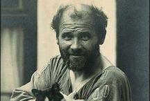 Gustav Klimt / by John McIntosh