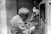 William Adolphe Bouguereau / by John McIntosh