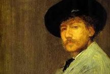 James Abbott McNeill Whistler / by John McIntosh