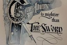 Calligraphy / by John McIntosh