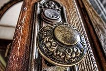Gothic home  Hardware, accessories, & art / Hardware, gadgets, and art for my (dream) Goth home. / by Susan Foley