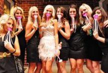 bridesmaids <3 / by Danielle Maldonado