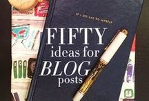 All Things Blogging / Tips and ideas to make blogs and the lives of bloggers easier and more profitable. / by Kelli Wallace