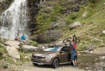 V60 Cross Country / Learn about the V60 and V60 Cross Country by Volvo, a versatile sports wagon designed for family adventures. Sporty. Safe. Luxurious. / by Volvo Car USA