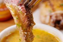 Condiment Recipes / Dips, sauces, syrups, and more