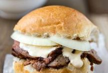 Burger and Sandwich Recipes / Great burger and sandwich recipes