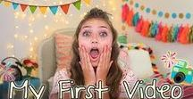 Kamri Noel / Kamri Noel YouTube Channel:  videos, DIY's, inspiration!